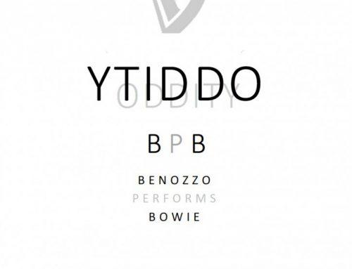 "10 gennaio 2018,  Save the date! – ""YTIDDO / BPB – BENOZZO PERFORMS BOWIE"" AL MUSEO CIVICO ARCHEOLOGICO DI BOLOGNA"