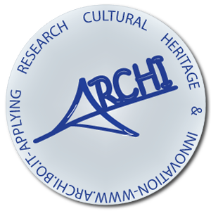 Applying Research, Cultural Heritage & Innovation Logo